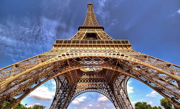 Eiffeltårnet, Paris