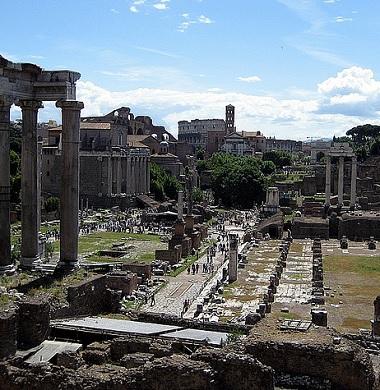 Forum Romanum Bydele