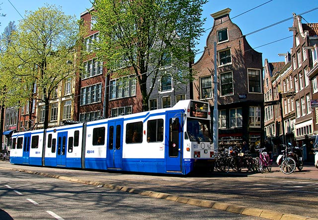 Transport i Amsterdam